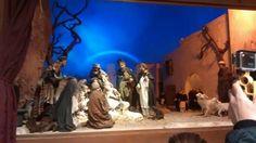 Presépio / Chiesa Santa Maria Dele Grazie/ Milão - IT 01/2016