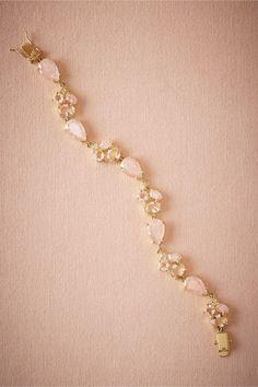 BHLDN Rose Quartz Bracelet in  New at BHLDN