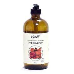 Моющее средство для посуды Грейпфрут, натуральное