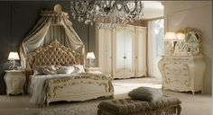 Camera da letto in stile veneziano (Foto) | Design Mag