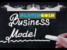 PLATINCOIN Платинкоин - Бизнес модель Company Logo, Tech Companies, Logos, Logo
