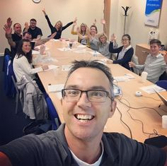Back in #Kilmarnock this afternoon for a Digital Boost #DigitalMarketing #Strategy workshop.  Good fun as always  . . . #DigitalBoost #BusinessGateway #SmallBusiness #FreeWorkshops #ScottishEnterprise #AlwaysLearning #Scotland #Training #SME #Digital #Workshops #selfie #groupselfie #bighead