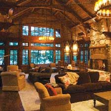 1000 images about adirondack decor on pinterest real - Adirondack style bedroom furniture ...