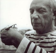 """It took me four years to paint like Raphael, but a lifetime to paint like a child."" ― Pablo Picasso"