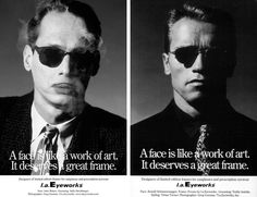 Winter spring clean finds http://www.eyespectacle.com/2013/01/la-eyeworks-a-face-is-like-a-work-of-art.html#
