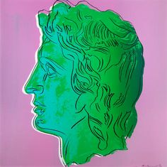 Andy Warhol (American, 1928-1987) Alexander The Great PRINTS AND MULTIPLES 18 Dec 2017, 14:00 GMT