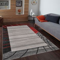 Shop Segma  SRA-101 Sahara Abri Grey Area Rug at Lowe's Canada. Find our selection of area rugs at the lowest price guaranteed with price match + 10% off.