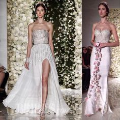 Reem Acra - Bridal Fashion Week