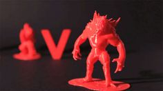 Monster-Hunting Game Evolve Gets Some Cool 3D Printing Models