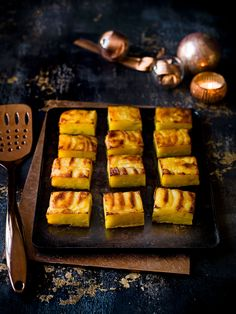 Looking for alternative roast potatoes to serve over the festive season? Check out this brilliant get-ahead recipe, inspired by those perfectly portioned potato stacks served in restaurants. All the fiddly work is done ahead, then you simply need to roast at a high heat to achieve meltingly tender, burnished golden potatoes