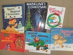 Lots of Christmas Book Recommendations