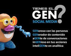 Gen del Social Media