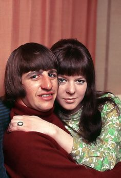 171 Best Ringo and Maureen images | Ringo starr, The ...