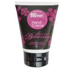 Berrly Behaving Big Fat Yummy Hand Creme | Perfectly Posh  perfectlyposh.com/poshalicious14  facebook.com/poshaliciouss  poshalicious14@gmail.com