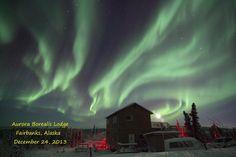 Aurora Borealis Lodge, Fairbanks, Alaska