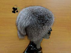Купить Шапка меховая женская из меха чернобурки Blue Frost. ДФ-54 в интернет магазине на Ярмарке Мастеров Cute Hats, Warm Outfits, Hats For Women, Winter Hats, Fur, Women's Hats, Clothes, Style, Fashion