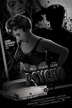 Psycho (1960)  HD Wallpaper From Gallsource.com