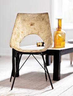 cool chair + bone. Sara Svenningrud - Harvest Agency
