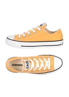 I *heart* converses! I especially love yellow ones, although I have multiple pairs!