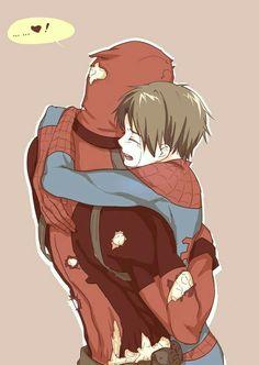 #Spideypool #Deadpool #Spiderman - visit to grab an unforgettable cool 3D Super Hero T-Shirt!