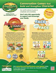 Harvest Time Partners - Games - The Old Schoolhouse Magazine - May/June 2014 - Page 17