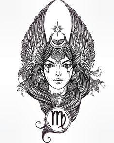 https://thoughtfultattoos.com/virgo-tattoos-for-women