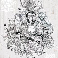 Street-art et illustration par Ciscoksl !