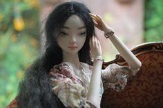 Tsuki  Enchanted Doll By Marina Bychkova