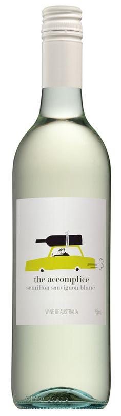 The Accomplice Sem Sauv Blanc  wine / vinho / vino mxm