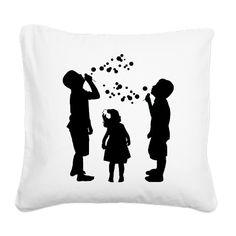 sillhouette wedding canvas | silhouette pillow full body new canvas silhouette pillow chocolate new