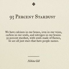 1000+ Stardust Quotes on Pinterest | Neil Gaiman, Science Quotes ...