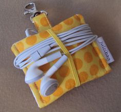 ipod Nano Case 6th generation or ipod shuffle cover by Juicibags, $18.00