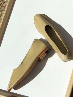 Martiniano Glove Shoe / Lichen