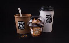 Panda Chef - Дизайн-студия Feel Factory