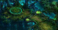 Dark Forest by phucan1908 Dark forest Forest Dark