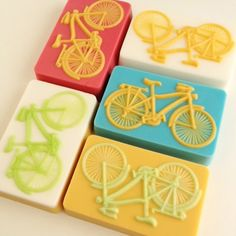New Colorant Set and Bicycle Melt  Pour Tutorial | Soap Queen