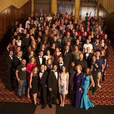 the cast & crew CASTLE season 7