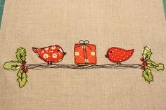 Quilt Story: Tutorial: Mini Christmas Quilt