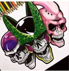 Nice skulls!