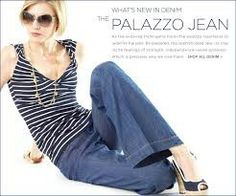 What are Palazzo Jeans!!!