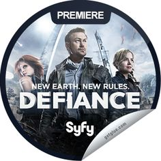 New Earth. New Rules. Dive into the wild new world of 2046 and see St. Louis like you've never imagined. Arkfall is officially upon us! Will you grab the Hellbug by the horns or get lost in the rubble? Watch the Show. Play the Game. Change the World. Share this one proudly. It's from our friends at SyFy.