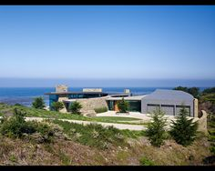 Otter Cove Residence in Carmel, California by Sagan Piechota Architecture