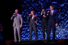 THE TENORS Saturday, June 1, 2013