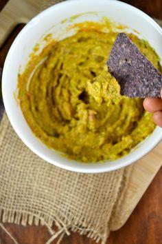 3 ingredient mexican avocado dip