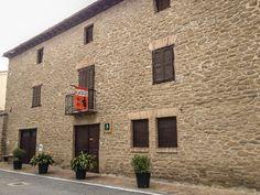 Albergue de peregrinos de Obanos, #Navarra #CaminodeSantiago