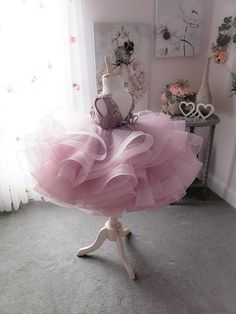Step into the luxurious world of little girls gowns by Anna Triant Couture and experience the magic of innovative style in every perfect stitch. Princess Flower Girl Dresses, Baby Girl Dresses, Baby Dress, Little Girl Gowns, Gowns For Girls, Orchid Color, Mauve Color, Kids Dress Wear, Fashion Illustration Vintage