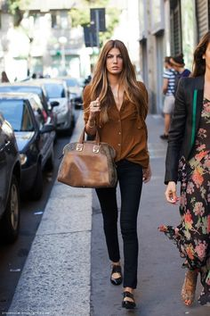 How to Wear Flat Shoes and Look Great in Them - Glam Bistro