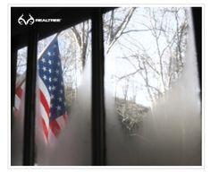 Realtree Hunting Wallpaper - Realtree American Flag