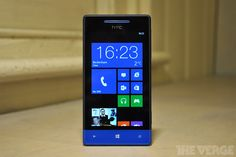 HTC Windows Phone 8S review http://vrge.co/UzI5vN