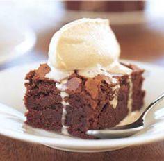 Brownies. Yum.